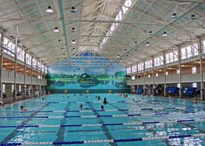 Richmond Public Indoor Pool, Canada