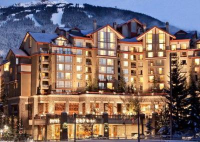 Whistler Westin Resort, Canada