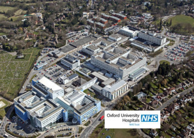 Oxford University Hospitals, United Kingdom